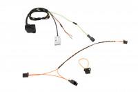 Kabelsatz FISCUBE Most BMW CIC - Rückfahrkamera RFK vorhanden
