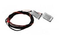 LED Footwell lighting front - bundle for Audi
