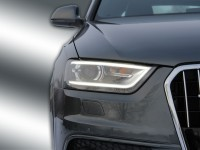 Bi-Xenon Headlights LED DTRL Upgrade for Audi Q3 with electr. shock absorber