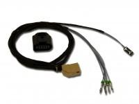 PDC Park Distance Control - Front Control Unit Harness - Audi A1 8X