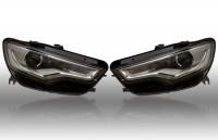 Bi-Xenon Scheinwerfer LED TFL - Audi A6 4G - linksverkehr