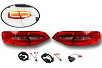 Bundle LED Rear Lights for Audi A4/S4 Avant Facelift