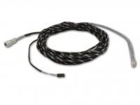 Kabelsatz PDC Steuerteil - Sensoren Heck Audi A1 8X