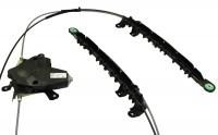 Retrofit set electric charger cover for Audi A6 4G Avant