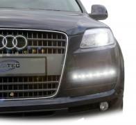 Complete set LED daytime running for Audi Q7 V12