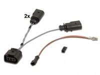 Adapters LED daytime running light Audi Q7 V12