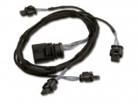PDC Park Distance Control - Rear Sensor Harness - VW Amarok