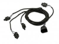 PDC Park Distance Control - Rear Sensor Harness - VW Golf 7