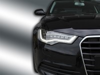Adapter LED headlights Audi A6 4G - Halogen