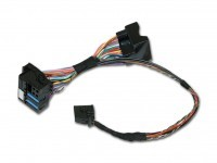 Cable set Video in motion for VW MFD2, RNS 510 / Skoda / Seat / Bentley