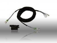 Kabelsatz Umrüstung aLWR Kurvenlicht auf voll LED Audi A6 4G