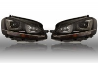 Bi-Xenon Headlight LED DTRL for VW Golf 7