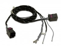 Cable set seat heating for Audi A3 8V