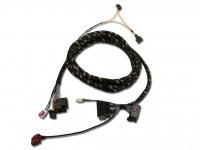 Cable set Navigation plus Audi Q3 8U - active sound 9VD