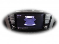 Complete set Park Pilot - Rear for VW Touran 5T