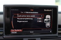 Active Lane Assist incl. traffic sign recognition for Audi A6, A7 4G
