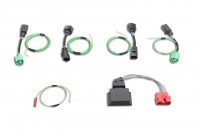 Wiring harness + coding dongle LED Facelift Rear Lights Audi A6 4G Avant
