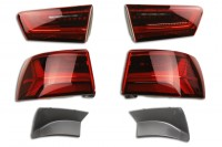 Complete set LED Facelift Rear Lights for Audi A6 4G Avant