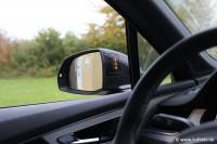Lane change assistant (Audi Side Assist) for Audi Q7 4M