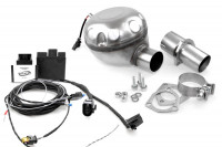 Universal complete kit Active Sound incl. Sound Booster - inside installation