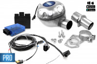 Universal complete kit Active Sound incl. Sound Booster for Other - inside installation - PRO
