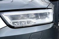 LED Headlights LED DRL for Audi Q3 8U
