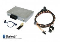 "Bluetooth Handsfree Retrofit for Audi Q7 4L - ""Bluetooth Only"""