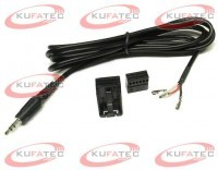 Aux-In Jack - 3.5mm Adapter - VW MFD2 / RNS2