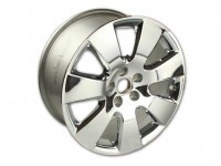 Original Audi A6 4F 18 inch chrome alloy wheel