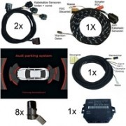 APS Audi Parking System Plus - Front + Rear Retrofit -Audi A6 4F - from my. 2007 Limo