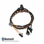 "Bluetooth Handsfree kit Harness for Audi A6 4F - ""Bluetooth Only"""