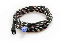 CD changer extension cable for VW/Audi - Mini ISO - 5m
