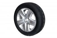 """Ruota VW con cerchio in lega da 18"""" con sensore di pressione pneumatici"""