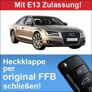 Comfort Heckklappenmodul für Audi A8 4H