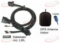 DVD Navigation - harness- Audi Q7 4L
