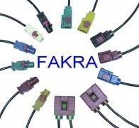 FAKRA loom RG174 individual