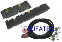 Nachrüst-Set TV-Antennenmodule Audi A6 4F - MMI 2G