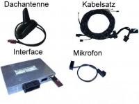 Bluetooth (with SAP) - Retrofit - Audi Q7 4L