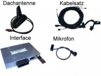 Bluetooth (with SAP) - Retrofit- Audi A8 4E