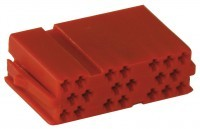 MINI ISO Compact Plug Housing 20-pin, 10pc