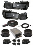 DSP Soundsystem complete with MMI Basic for Audi A6 4F
