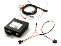 "IMA Multimedia Adapter ""Plus"" for BMW CIC Professional E-Series - with OEM RVC"