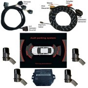 Komplett-Set APS plus + (optische Anzeige Radio/MMI) Audi A5 8T