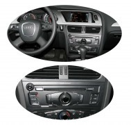 Radio Chorus Upgrade to Concert for Audi Q5 8R until model year 2012