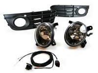 Retrofit kit fog lights for Audi A4 8K