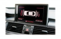 Parking System Plus Front + Rear Retrofit for Audi A6 4G