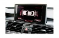 Komplett-Set Einparkhilfe plus Front + Heck für Audi A6 4G