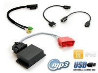 AMI Audi Music Interface Retrofit for Audi A6 4G/A7 4G - iPod