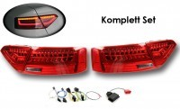 Komplett-Set LED-Heckleuchten Audi A5/ S5 Facelift - Standard auf LED facelift