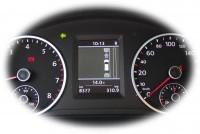 Park Assist incl. Park Pilot with OPS - Retrofit for VW Touran - no PDC